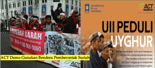 4 Kejanggalan Donasi ACT-UII Soal Penggalangan Dana Peduli Uyghur
