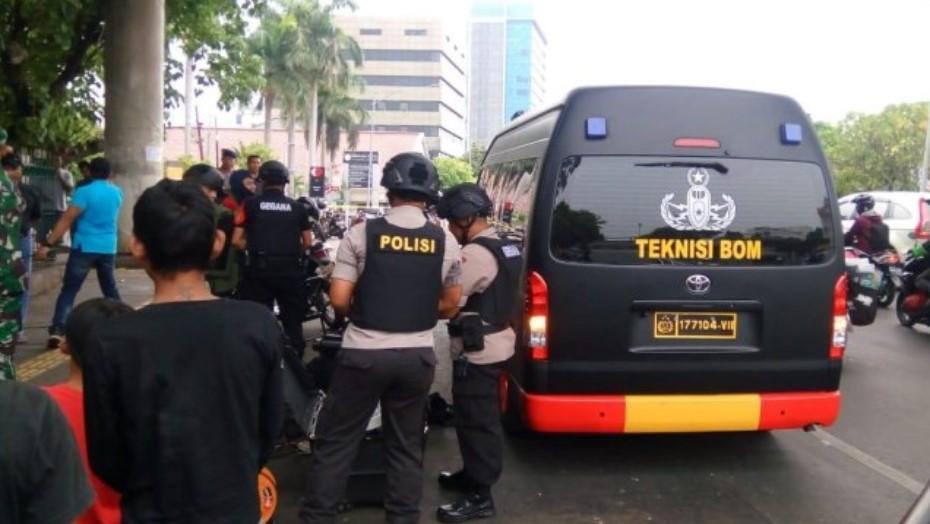 Polisi: Tidak Ada Ledakan di Dekat Masjid Istiqlal