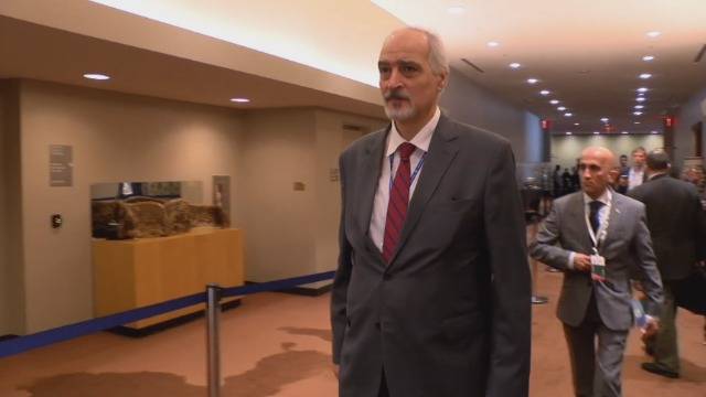 Rayu Suriah, Dubes Saudi di PBB Undang Bashar al-Jafari