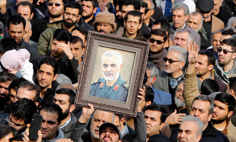 The Guardian: Pembunuhan Soleimani akan Picu Penarikan AS dari Irak