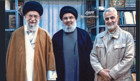 Komentar Pedas Para Pejabat Tinggi Iran Soal Pembunuhan Qassem Soleimani
