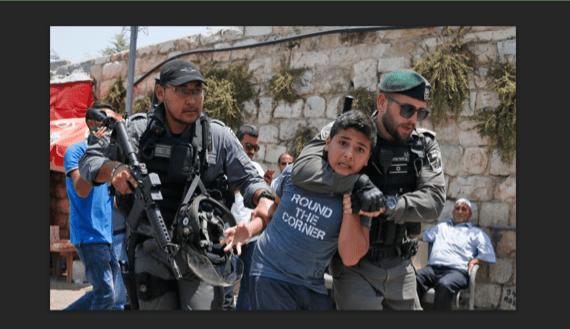 Selama 2019, Israel Penjarakan 5.500 Warga Palestina
