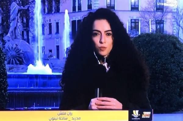 Saudi Skors Penyiar TV Razan Malash Gara-gara Dukung Yaman
