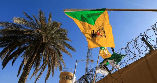 Drone Tak Dikenal Serang Markas Kataib Hizbullah di Al-Qaim, Irak