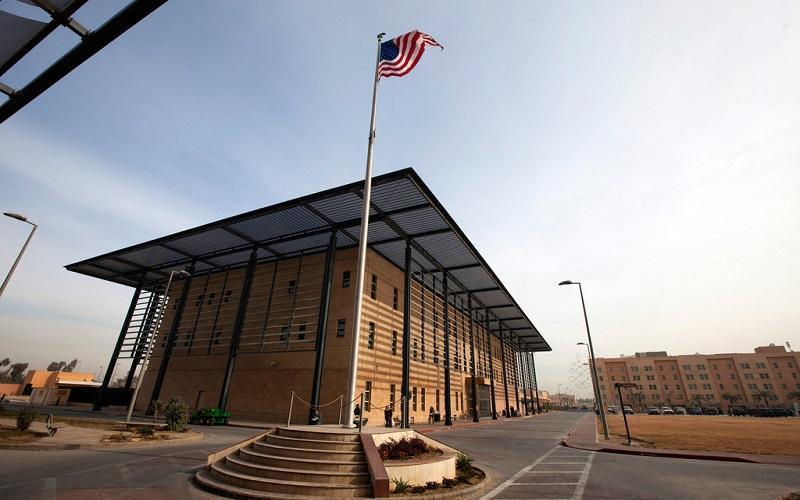Irak: Kedutaan Amerika Sarang Kejahatan dan Surga Intelijen AS-Israel di Kawasan