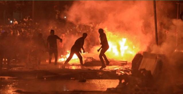 Koordinator PBB: Manipulasi Politik Dibalik Kerusuhan Demo Lebanon