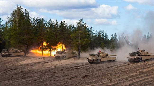 Newsweek: Militer AS Persiapkan Perang dengan Rusia