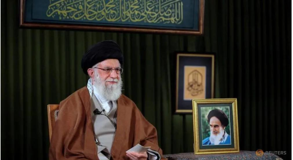 Khamenei: Sanksi AS Paksa Iran jadi Mandiri di Segala Bidang