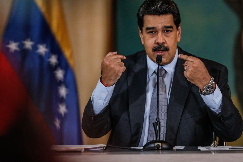 Pentagon Tolak Perintah untuk Culik Presiden Maduro
