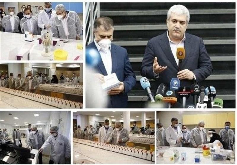 Iran Segera Ekspor Test Kit Diagnostik Virus Corona
