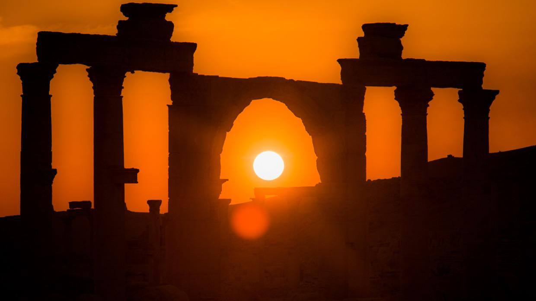 Pertahanan Udara Suriah Cegat Sejumlah Rudal Israel di Palmyra