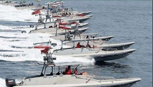 Video: Ratusan Kapal Cepat Super Canggih Rudal Gabung Armada IRGC Iran