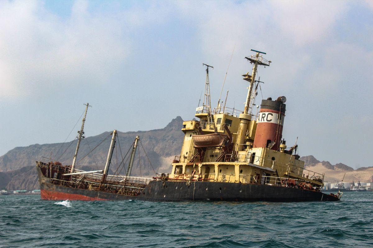 Houthi: AS-Saudi Bertanggung Jawab jika Minyak Tumpah ke Lepas Pantai Yaman