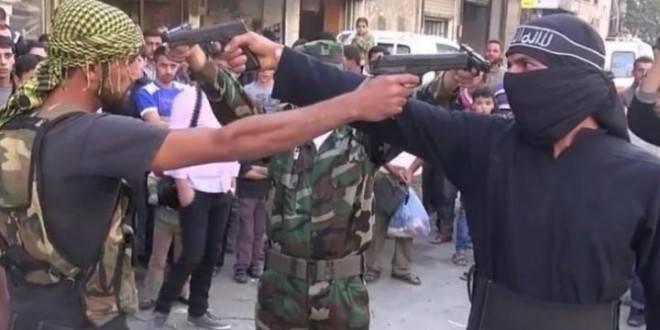 Pertempuran Antar Jihadis Mengganas di Idlib