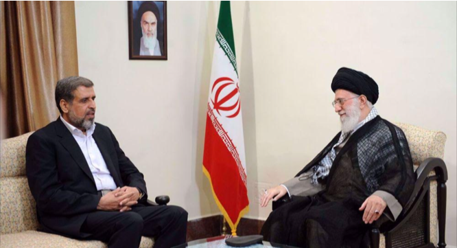 Ayatullah Khamenei Sampaikan Belasungkawa atas Meninggalnya Abdullah Shallah