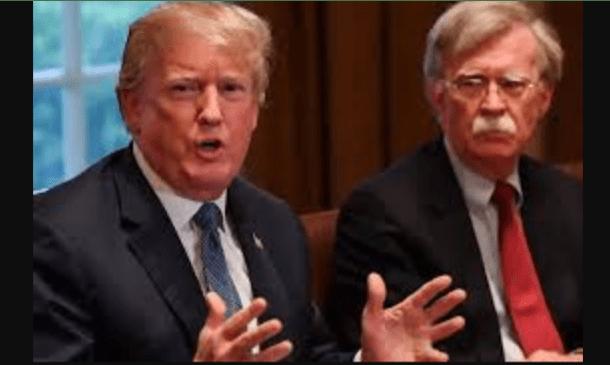 Trump Akan Penjara dan Miskinkan John Bolton