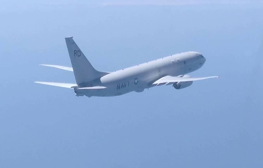 Video: Jet Tempur Rusia Cegat Pesawat Mata-mata AS di atas Laut Hitam