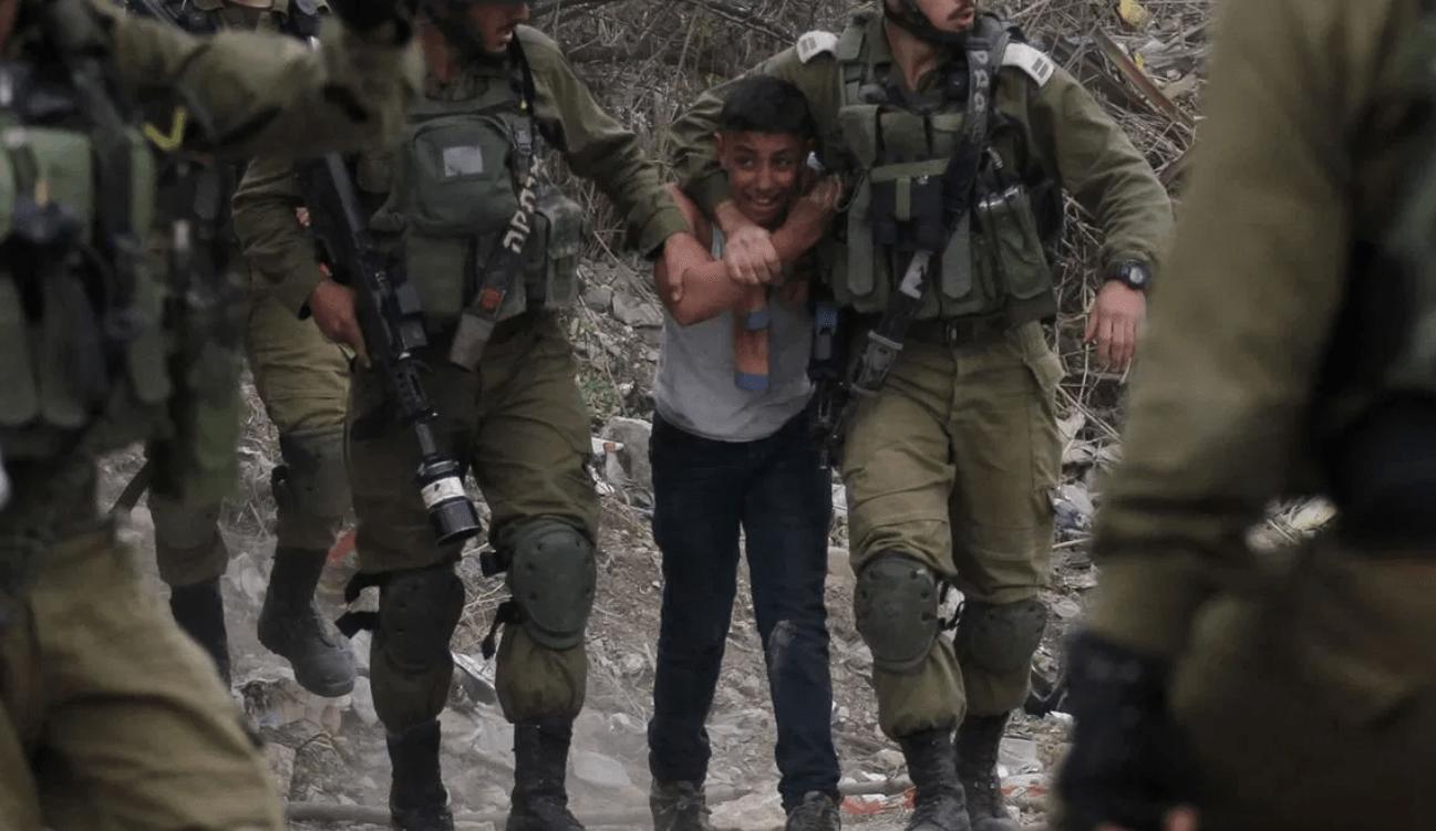 Bocah Palestina Diculik Tentara Israel yang Menyamar
