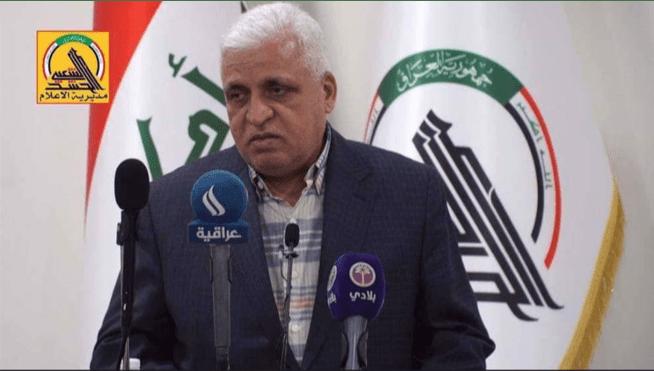 Ketua Hashd Al-Shaabi: Kami Takkan Pernah Tunduk pada AS
