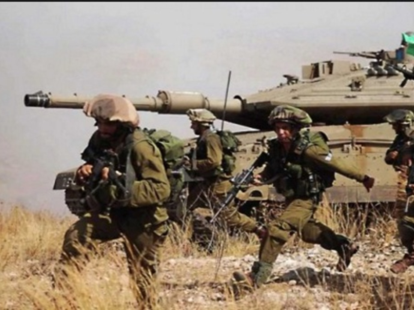 Brigade Givati Israel Persiapkan Diri untuk Perang dengan Hizbullah