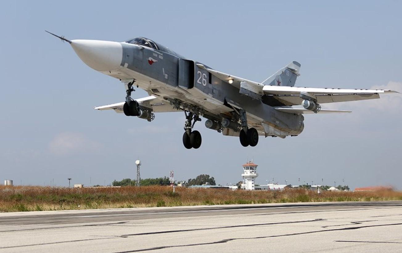 Serangan Udara Rusia Diduga Hantam Militan Dukungan Turki di Al-Bab
