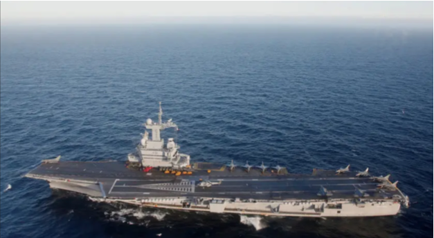Prancis Mundur dari Operasi Maritim NATO Pasca Konfrontasi dengan Turki