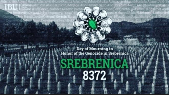 Rakyat Bosnia Peringati Pembantaian Ribuan Muslim oleh Serbia