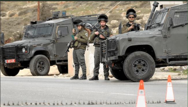 BIADAB! Jeep Tentara Israel Tabrak Balita Palestina di Hebron