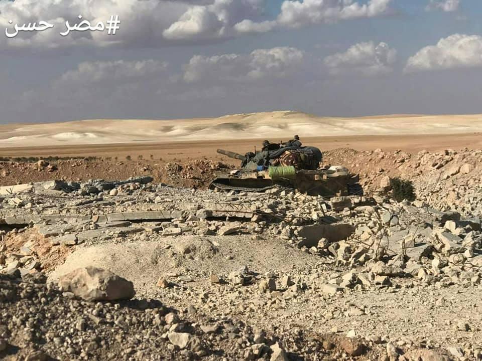 Bentrokan Sengit Antara Tentara Suriah dan Teroris Meletus di Idlib Selatan