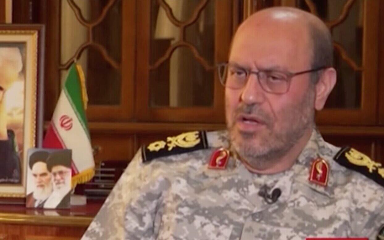 Mantan Menhan Iran: Ledakan Beirut 100 Persen Ulah Israel