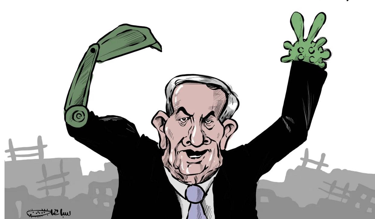 Hampir 3.500 Warga Palestina Tewas Ditangan Israel Selama Kepemimpinan Netanyahu