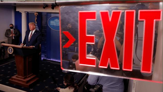 HEBOH! Rumah Joe Biden Dijaga Ketat, Kenapa?