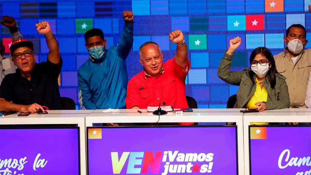 Aliansi Politik Maduro Menangkan Kursi Mayoritas di Parlemen