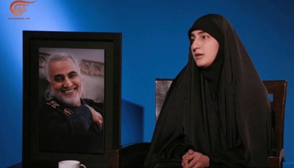 Putri Soleimani Ungkap Sosok Bashar Assad di Mata Ayahnya