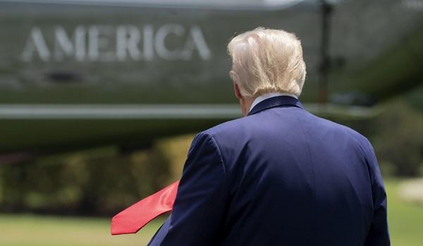 Trump Tolak Tinggalkan Gedung Putih Bahkan Saat Pelantikan Joe Biden