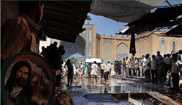 Nujaba Irak: ISIS Berencana Serang Najaf dan Karbala