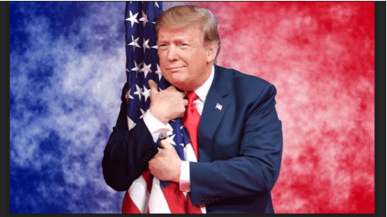 Sadar Ditarget, Trump Pertimbangkan Pengampunan Dirinya