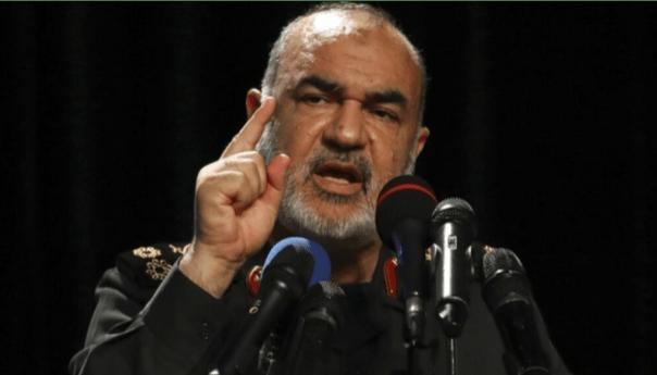Kepala IRGC ke Arab: Israel adalah Pohon Terkutuk Pembawa Api