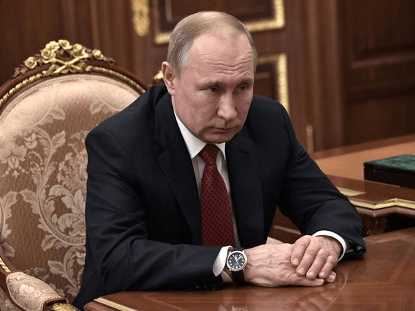 Putin Sampaikan Belasungkawa atas Tenggelamnya KRI Nanggala-402