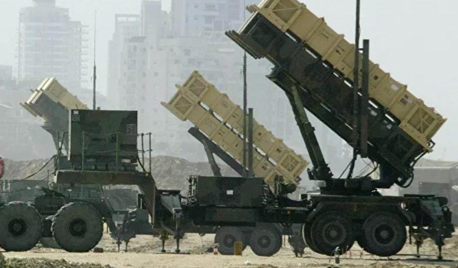 AS Tarik Sistem Rudal Patriot dari Timur Tengah