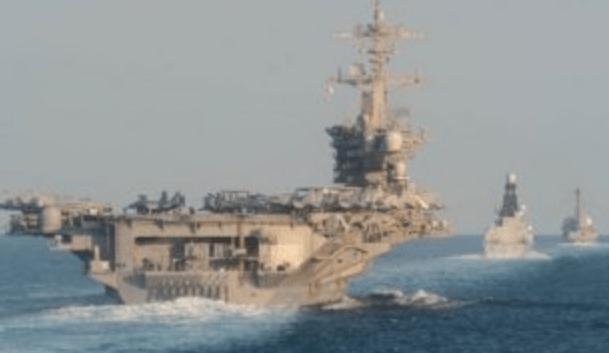 Rusia Berikan Tembakan Peringatan ke Kapal Perusak Inggris