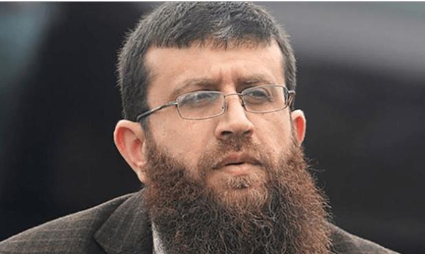 Israel Bebaskan Tahanan Palestin yang Mogok Makan