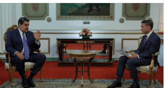 Maduro: Venezuela Singkirkan Penindasan AS yang Irasional, Ekstremis dan Kejam