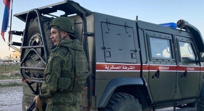 Ledakan di Suriah Tewaskan 1 Tentara Rusia dan 3 Lainnya Terluka