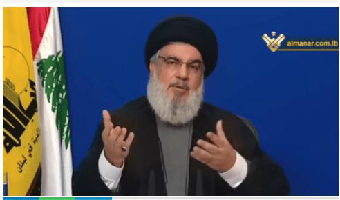 Sekjen Hizbullah: Kebebasan Pers AS Hanya Omong Kosong