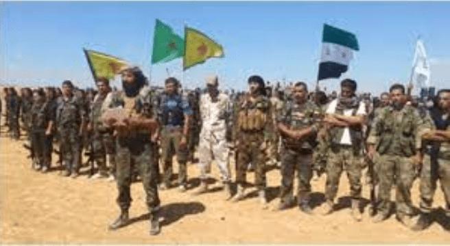 Mekdad: Tujuan Koalisi Internasional di Suriah Hanya Untuk Bantu Teroris