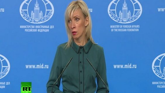 Rusia Kecam Pemblokiran Bermotif Politik 33 Situs Perlawanan