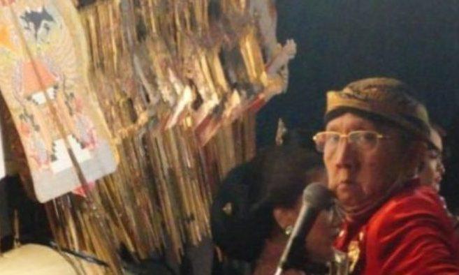 Dalang Ki Manteb Soedarsono Meninggal Karena Covid-19