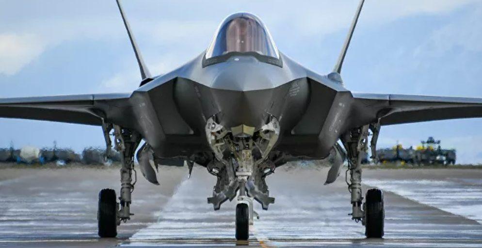 Pesawat Tempur F-35B Inggris Tertangkap Radar Rusia