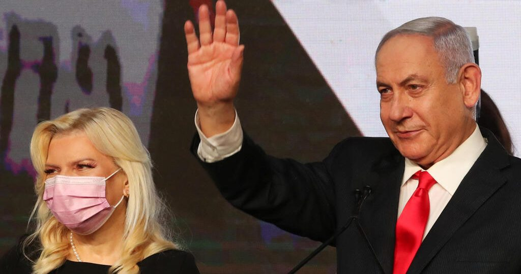 Netanyahu Tinggalkan Kediaman Perdana Menteri setelah 12 Tahun